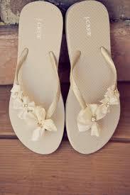 wedding flip flops stunning design wedding flip flops for classic and hip from
