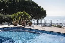 mediterranean mansion with magnificent sea views in sant feliu de