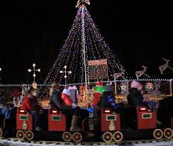 fayetteville square christmas lights where to see christmas lights in northwest arkansas