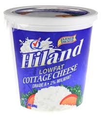 Cottage Cheese Low Fat by Hiland Lowfat 2 Cottage Cheese Hy Vee Aisles Online Grocery