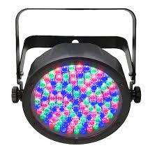 4 chauvet dj slimpar 56 led uplights with obey 3 lighting