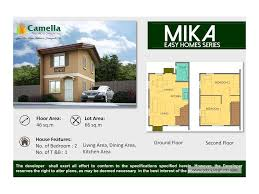 camella homes dumaguete house for sale mika model cebuclassifieds