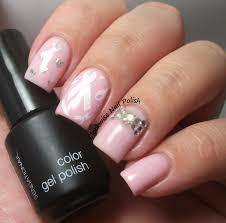 the clockwise nail polish sensationail pink chiffon gel polish