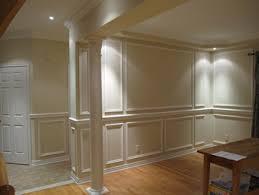 Contemporary Wainscoting Panels Trim Interior Design Moreover Shaker Style Interior Doors On