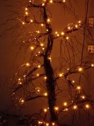 seasonal source hledtree 75 pre lit spooky tree 7 5 feet