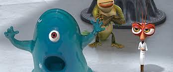 monsters aliens movie review 2009 roger ebert