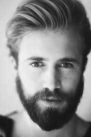 hairstyles that go with beards we are presenting 5 beard trends for 2018 by gentlehair com