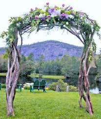 wedding arches made from trees how to make a wedding branch arch my real wedding