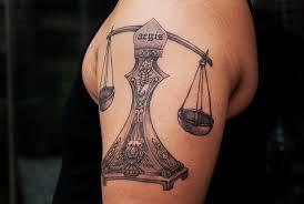 Libra Tattoos Ideas Awesome Libra Tattoo Ideas For Men Tattoos For Men