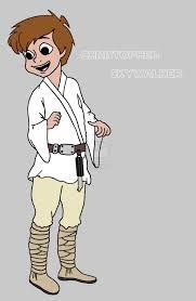 star wars inspired winnie pooh characters u2014 geektyrant