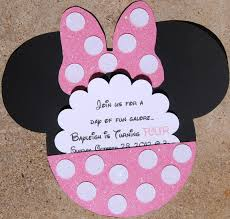 designs sophisticated minnie mouse baby shower invitations