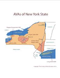 Map New York State by Swe Wine Map 2015 U2013 Us New York U2013 Wine Wit And Wisdom