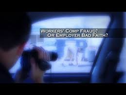 Workers Compensation Light Duty Policy Workers U0027 Comp Fraud Or Employer Bad Faith Youtube