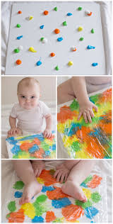 baby paint recipes u0026 art activities growing a jeweled rose