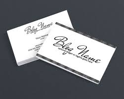 37 best black and white business cards images on pinterest