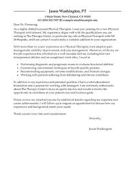 Sample Physical Therapy Resume by Free Nurse Practitioner Cover Letter Sample