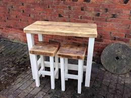 table with 2 stools luxury 25 breakfast table with stools design dining room design