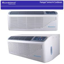 ramsond packaged terminal air conditioning 15 000 btu 1 25 ton