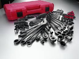craftsman 115 pc universal mechanics tool set