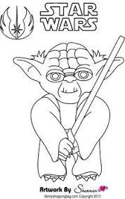 learn draw yoda star wars powerful