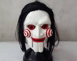 Costume Halloween Masks Prosthetics Etsy