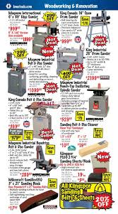 King Woodworking Tools Canada by Kms Tools And Equipment Flyer October 1 To 31