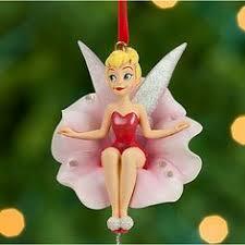 tink ornament disney ornaments disney and