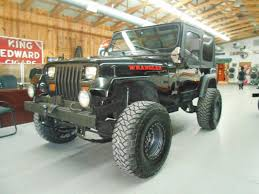 wrecked jeep wrangler for sale 1987 jeep wrangler for sale carsforsale com