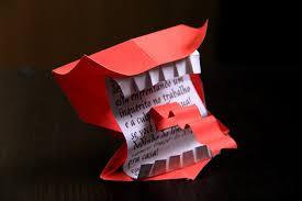 origami halloween harry potter origami howler berrador oragami pinterest