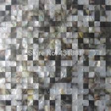 Mother Of Pearl Tiles Bathroom Aliexpress Com Buy Blacklip Mother Of Pearl Tiles 15x15