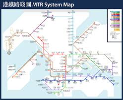 Metro Rail Map Dc by Hong Kong Mtr With Station Numbering Theodore Ditsek