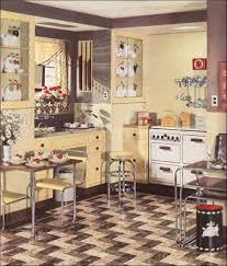 Art Deco Kitchen Design by 143 Best Art Deco Kitchen Images On Pinterest Vintage Kitchen