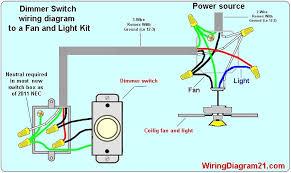 ceiling fan light wiring diagram carlplant