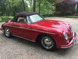 porsche speedster for sale 1959 porsche 356 replica for sale classiccars com cc 991010