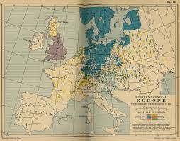 Map Of Europe 1500 by Map Of Europe Reformation To 1560