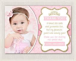 printable thank you cards princess gold and pink princess thank you card printable download