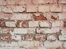 texture of pink painted old brick wall u2014 stock photo serpla 1173495