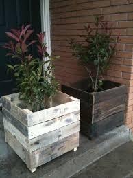 best 25 wooden planter boxes ideas on pinterest planter boxes