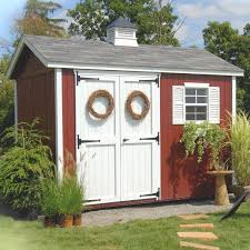 Outdoor Shed Kits by Outdoor U0026 Garden Pretty Horizontal Utility Suncast Sheds For