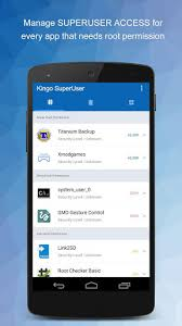 android superuser kingo superuser root for android free
