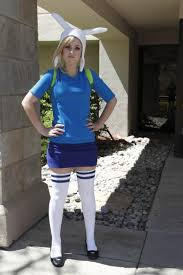 Adventure Halloween Costume Fionna Adventure Finn Jake Ifria Acparadise