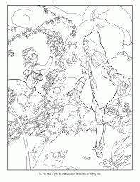 once upon a time coloring pages many interesting cliparts