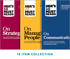 Hbr S 10 Must Reads by Hbr S 10 Must Reads Collection 12 Ebooks