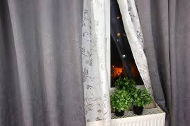 Window Fabric How To Calculate The Amount Of Fabric For Curtains Hunker