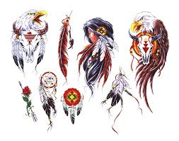 tattoos the pride of the indigenous