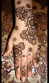 mehndi designs back side by amelia 7