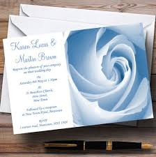 light blue wedding invitations personalized wedding stationery wedding invitations page 1 red