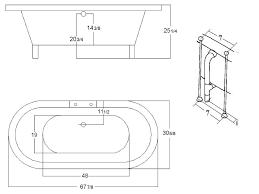 Deep Bathtubs Standard Size Bathtubs Idea New Released Bath Tub Dimensions Bathtub Size India