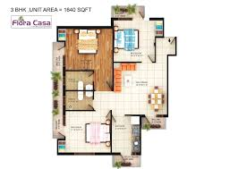 800 sq ft 1 bhk 800 sq ft apartment for sale in adwik group flora casa at