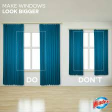 Small Window Curtains Ideas Make Windows Look Bigger Home Sweet Home Big